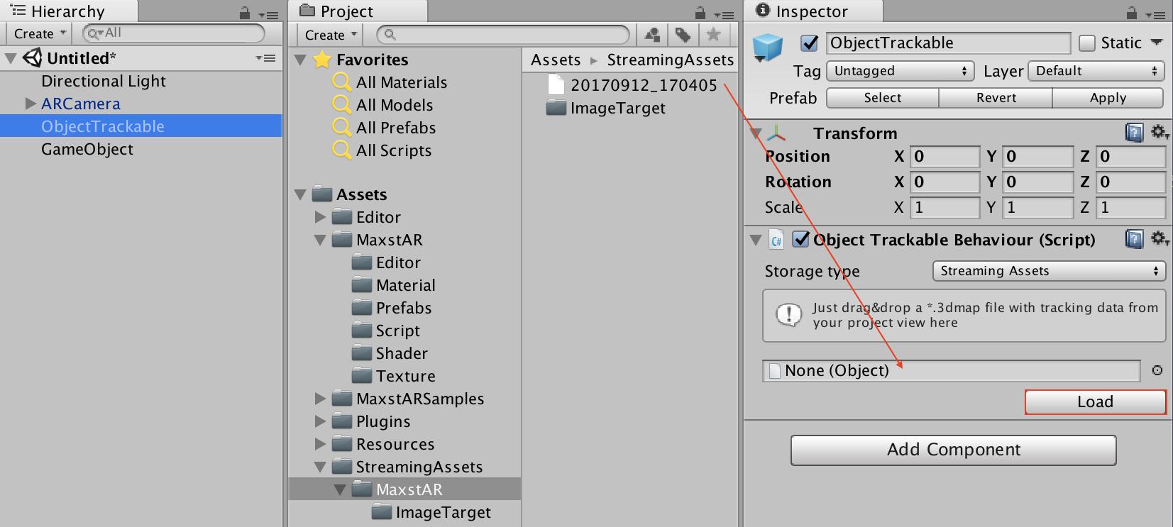 objectMap